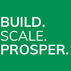 Build. Scale. Prosper.